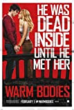 Warm Bodies Dead Inside Poster 24x36