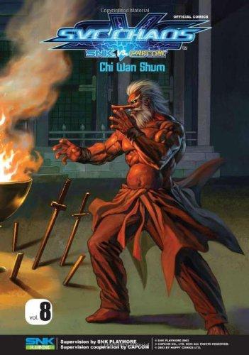 SNK Vs. Capcom SVC Chaos Volume 8 (Svc Chaos: Snk Vs. Capcom) (v. 8)