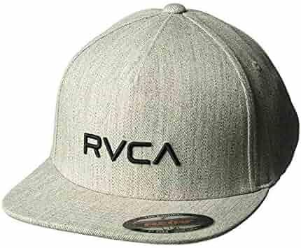 uk availability eeba7 92ce4 RVCA Sport Flex Fit Hat Cap