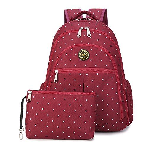 QIMIAOBABY Diaper Bag Smart Organizer Waterproof Travel Diap