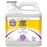 Purina Tidy Cats Light Weight, Low Dust, Clumping Cat...
