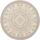 Safavieh Bella Collection BEL133A Handmade Beige
