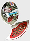 Topar Racing 101-102-HCR OEM REPLACEMENT HONDA REAR BRAKE DISC ROTOR GUARD FIN for 1999-2001 CR125,CR250 and 2000-2006 XR650R