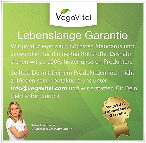 Vegavero Zyklustee 1, Tieflagetee, Bio-Qualität in Aromaschutzdose, vegan, 100g, 1 Stk.