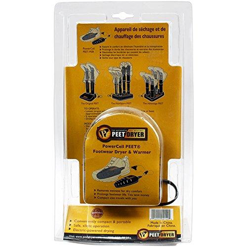 PEET Dryer - Power Cell Dryer, Black