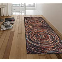 Ottomanson RNB2136-2X6 Rainbow Collection Runner Rug