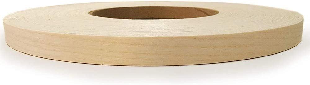 "White Birch FLPG Edgebanding 7//8/"" x 250/' Feet Prefinish With Preglued Adhesive"