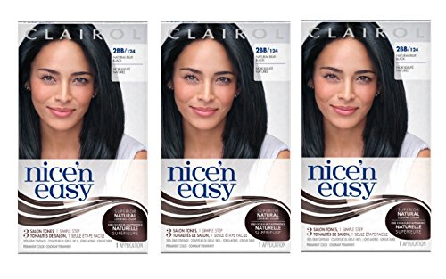 The best blue black hair dye 2018 reviews top picks all beauty clairol nice n easy natural blue black hair color solutioingenieria