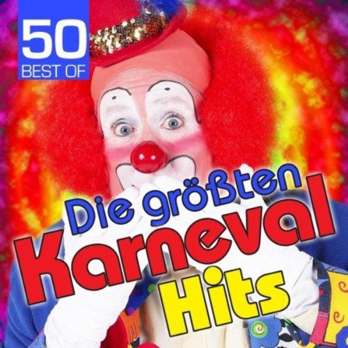 Die 50 größten Karneval Hits