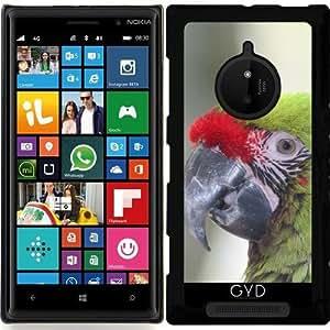 Funda para Nokia Lumia 830 - Loro by WonderfulDreamPicture