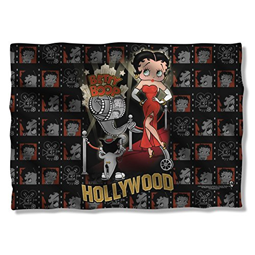 Betty Boop Hollywood Nights Pillow Case