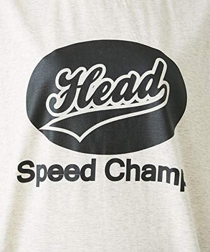 [nissen(ニッセン)] シャツ 洗濯機洗いOK シャツ 洗濯機洗いOK スポーツウェア・フィットネスウェア HEAD UV・吸汗速乾半袖Tシャツ