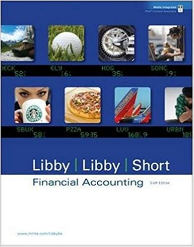 Financial accounting 6e with annual report robert libby patricia financial accounting 6e with annual report robert libby patricia libby daniel short 9780077300333 amazon books fandeluxe Image collections