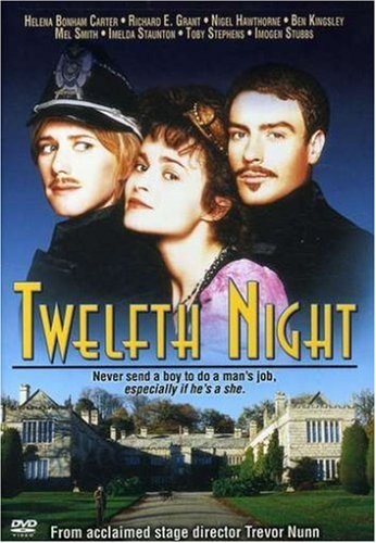 Twelfth Night by KINGSLY,BEN