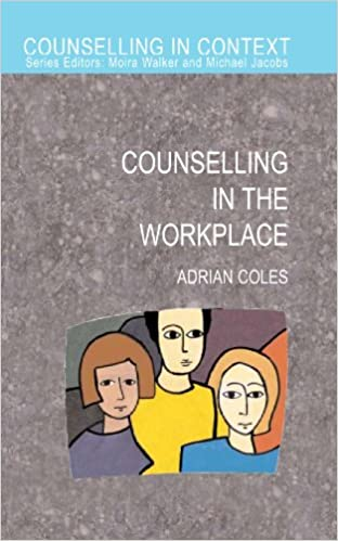 Book Counselling In The Workplace (Counselling in Context)