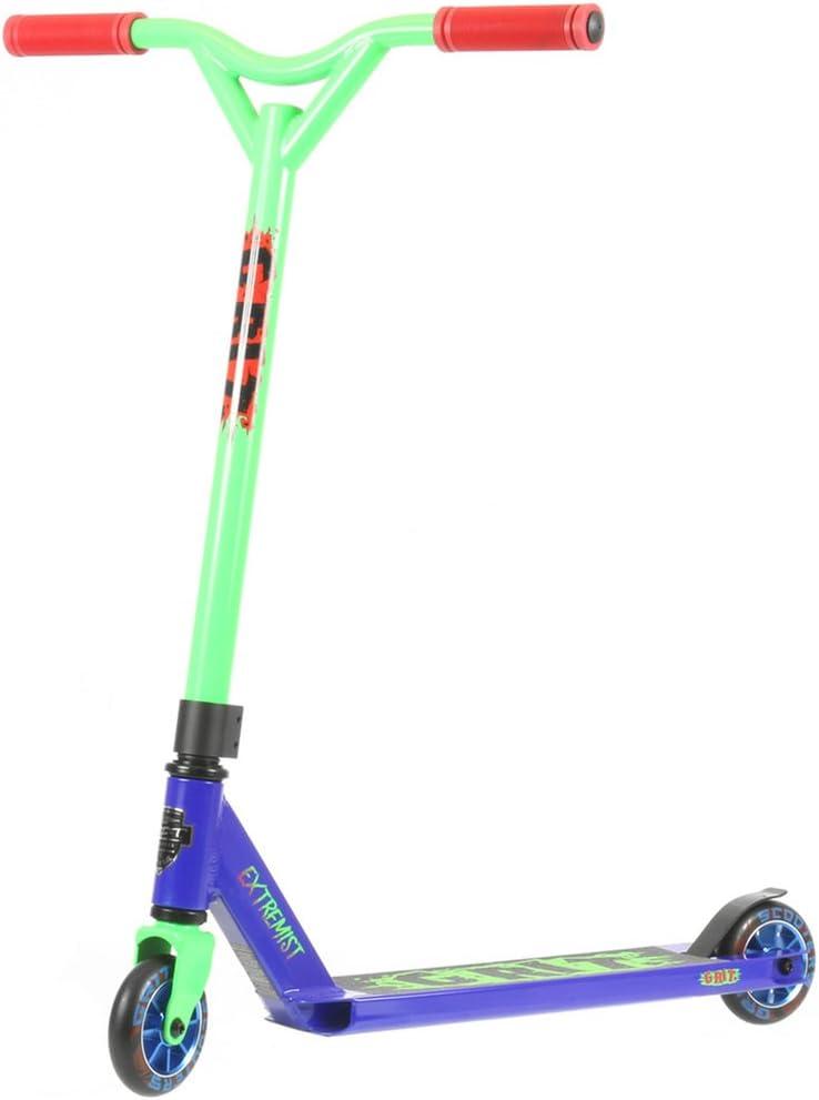 Grit Extremist Pro Scooter Blue Dark Green