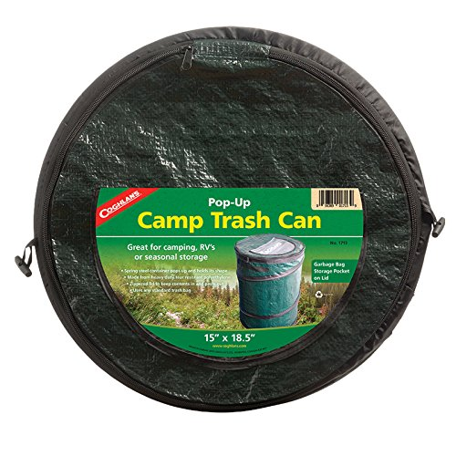Coghlan's Mini Pop-Up Camp Trash Can (Pop Furniture)