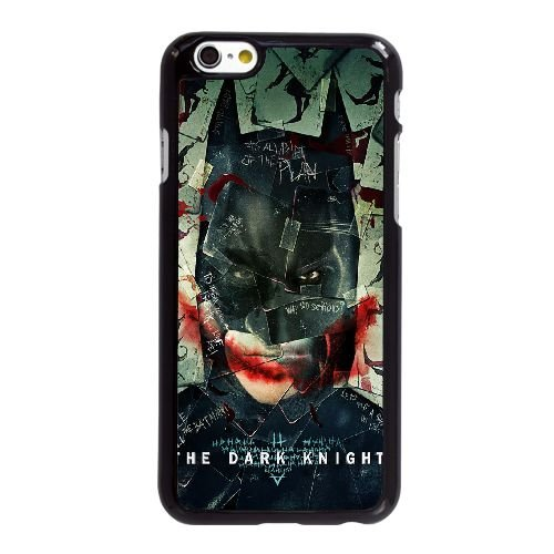 T7C05 le chevalier noir N2X1XW coque iPhone 6 4.7 pouces cas de couverture de téléphone portable coque noire KK7HDX5RW