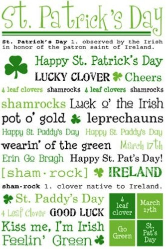 Express Yourself St. Patrick's Day ()