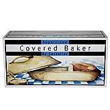 Sassafras Superstone Covered Baker with BONUS Bread