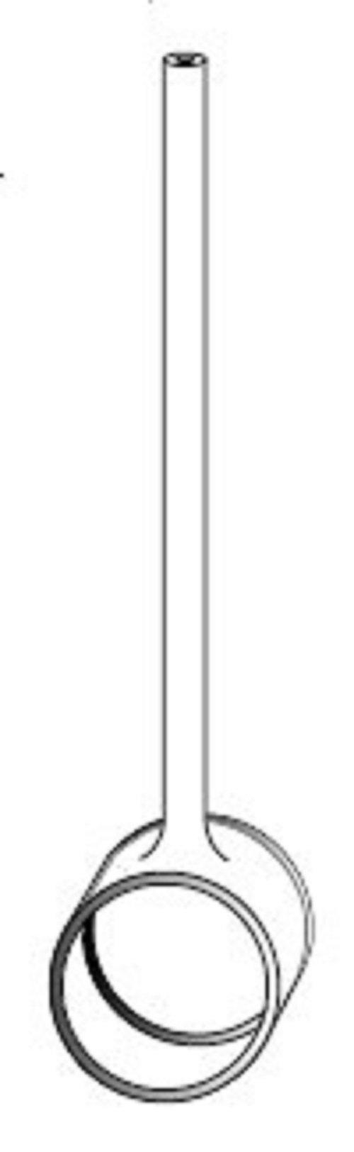 Cylindrical Quartz Cuvette with Quartz Tube, Light Path 20mm, Φ=19mm, Cuvettes, Cells