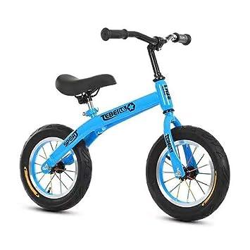 TD Bicicleta para Niños Niño Carro De Equilibrio Deslizante Sin ...