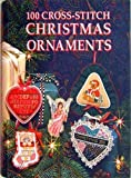 One Hundred Cross-Stitch Christmas Ornaments, Carol Evans, 0696023601
