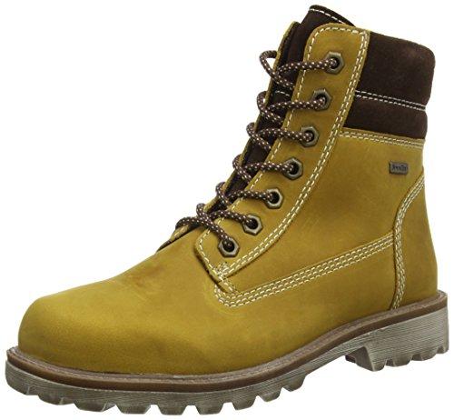 Richter garçon Rangers Gelb Dragon Boots 5111 Jaune Mustard Espresso qqvOU