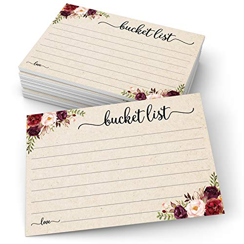 321Done Bucket List Cards (50 Cards) 4