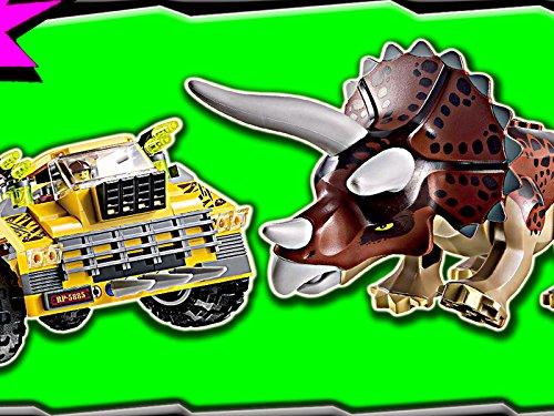 Clip: Triceratops Trapper]()