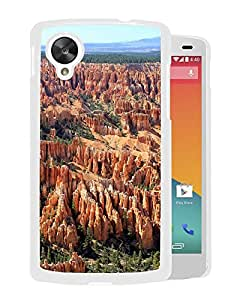 Utah Bryce Canyon Landscape Beautifully (2) Durable High Quality Google Nexus 5 Case