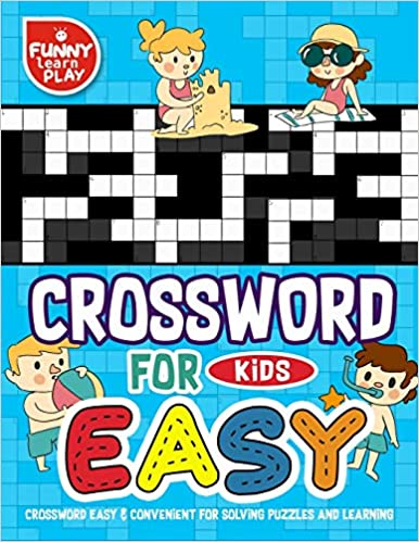 Crossword Easy Convenient For Solving Puzzles And Learning Crossword Puzzle Books For Kids Fun Combined With Entertainment Crossword Puzzles Books Large Print Volume 4 Peerson Patrick N 9781721023929 Amazon Com Books