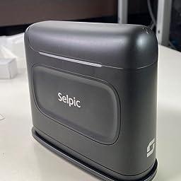 Amazon Co Jp カスタマーレビュー Selpic S1 速乾ハンディープリンター あらゆる表面対応可能 Ios Android端末専用アプリ ホワイト