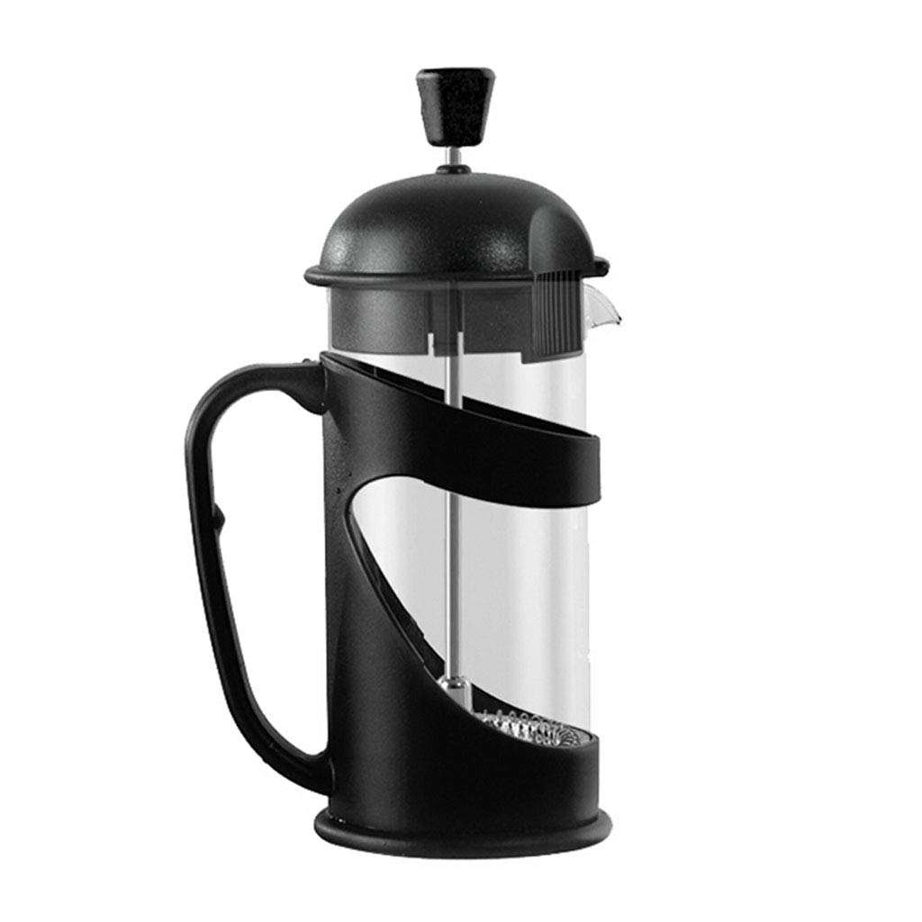 Method Pressure Pot Coffee Pot Filter Brewing Pot Extraction Coffee Cup Household Foaming Tea Brewing Hand Coffee Machine Capacity 350ml 600ml