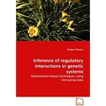 Inference of regulatory interactions in genetic systems: Optimization-based techniques using microarray data