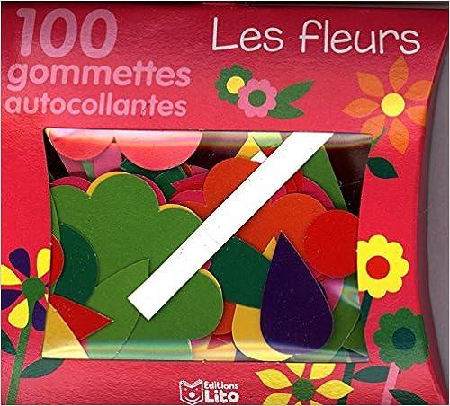 Téléchargement Boîte gommettes maternelle - Les fleurs - de 3 à 5 ans pdf, epub ebook