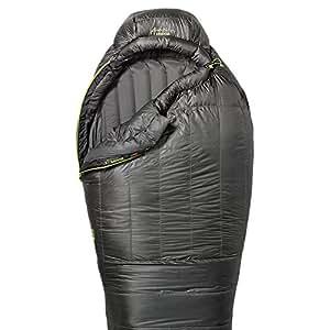 Eddie Bauer Unisex-Adult Airbender 20º Sleeping Bag, Dk Smoke ONE SIZE