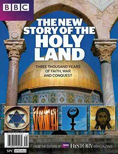 BBC History Magazine 2015 Three Thousand Years the NEW Story of the Holy - Magazine Bbc History