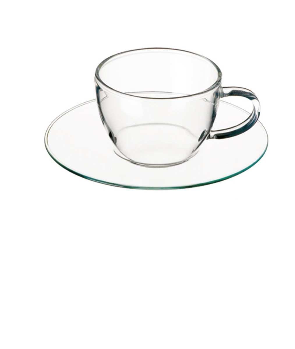 Bohemia Crystal 093/006/028 Piccolo Espresso Cup 100 ml Set of 4 Bohemia Cristal
