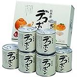 株式会社エーコープ熊本 あしきたデコポン缶詰(6缶)