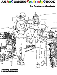 An ABC Camino Colouring Book: for Camino enthusiasts