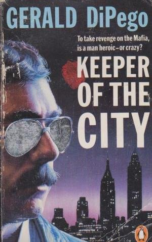 book cover of Keeper of the City