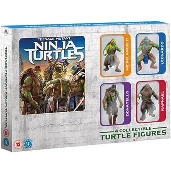 Teenage Mutant Ninja Turtles - Limited Edition Figure Pack