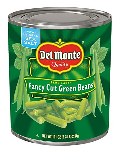 - Product of Del Monte Blue Lake Fancy Cut Green Beans, 101 oz. [Biz Discount]