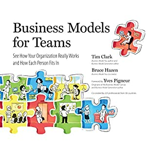 Business Models for Teams Audiobook