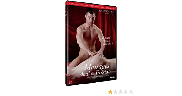 Gay tantra anal and prostate massage