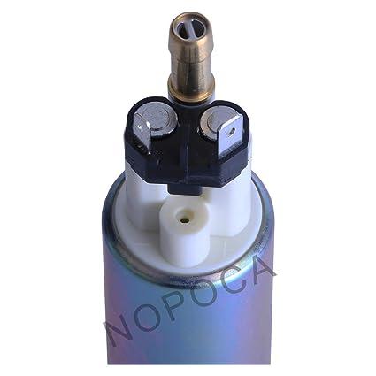 Amazon.com: NOPOCA NP2047 - Bomba de combustible eléctrica ...