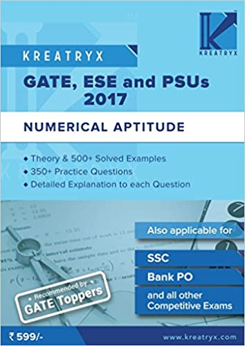Numerical Aptitude Book
