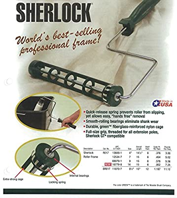Wooster Brush Sherlock Roller Frame - Multiple Sizes