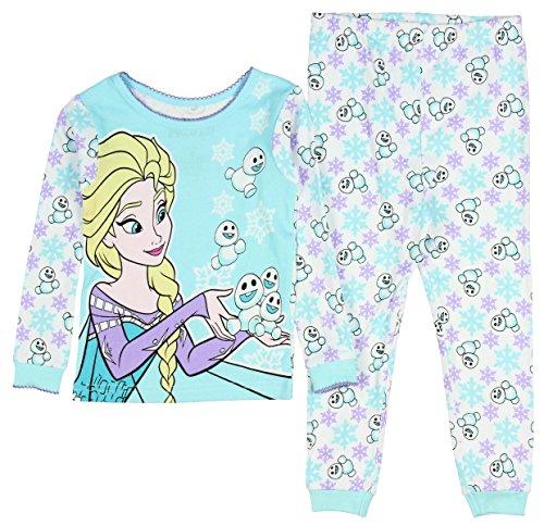 Disney Frozen Elsa And Snowman Little Girls' Toddler